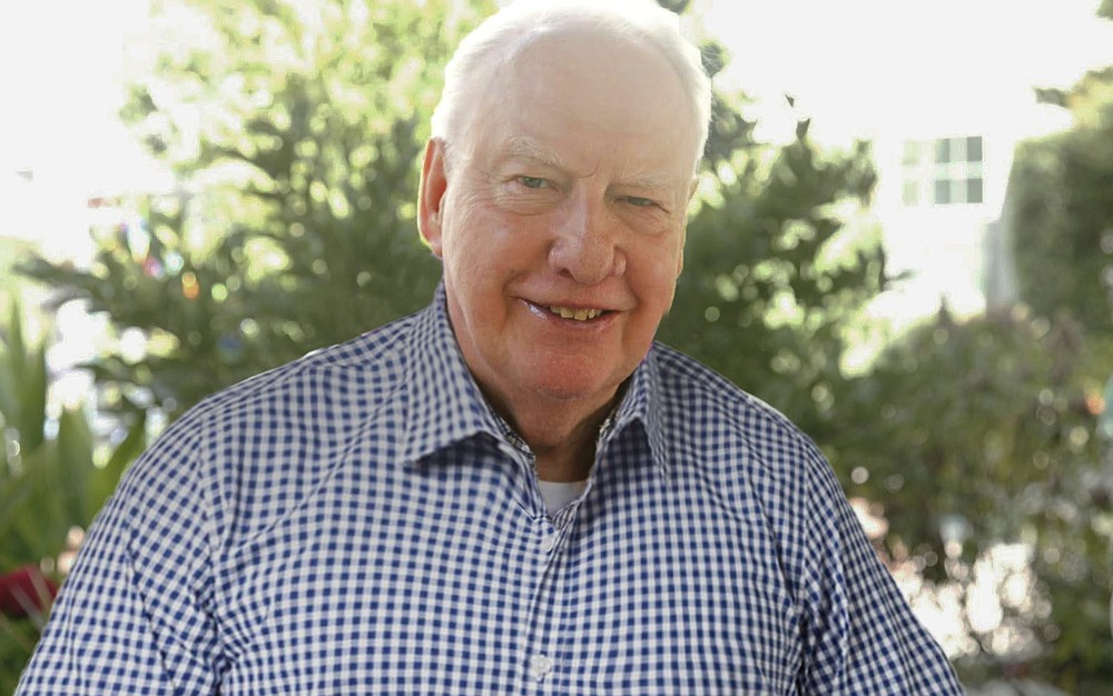 Michael Cook died on December 17, 2020 at age 84. The Montana native, a longtime professor at Gonzaga University, wrote three books on theology. (Sacred Heart Jesuit Center/TNS)