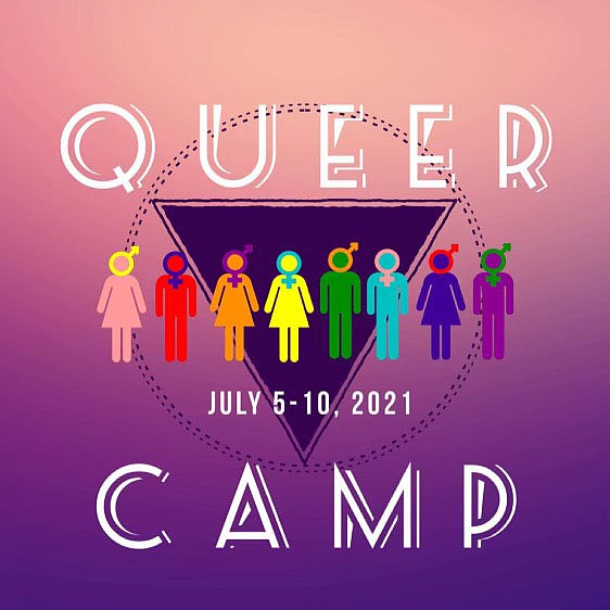 Queer camp logo