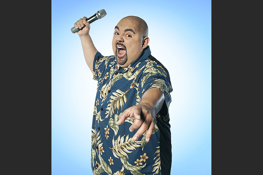 """Comedian Gabriel """"Fluffy"""" Iglesias performs Aug 27 at Little Rock's Robinson Center Performance Hall. (Special to the Democrat-Gazette/Paul Mobley)"""