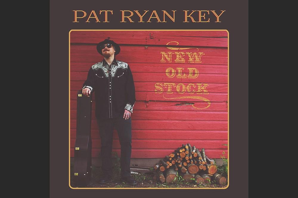 New Old Stock by Arkansas singer-songwriter Pat Ryan Key.  (Melissa Boyte / Different Color Design)