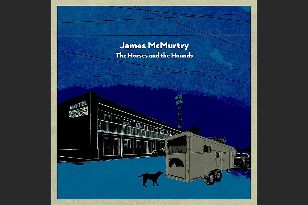 """""""The Horses and the Hounds"""" is the latest album released by James McMurtry."""