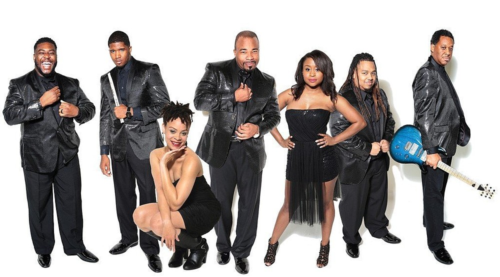 The Memphis Soul Revue, with DJ Terrence plays a free show Friday for the Bridge Street Live! series in downtown Hot Springs. (Special to the Democrat-Gazette)