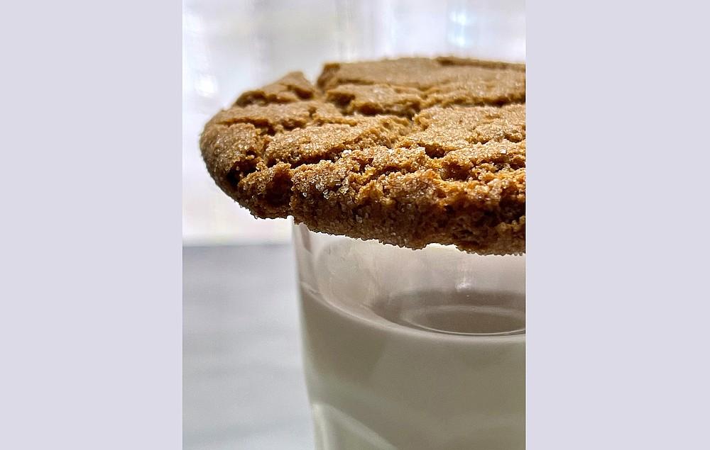 Sorghum Molasses Cookies (Arkansas Democrat-Gazette / Kelly Brant)