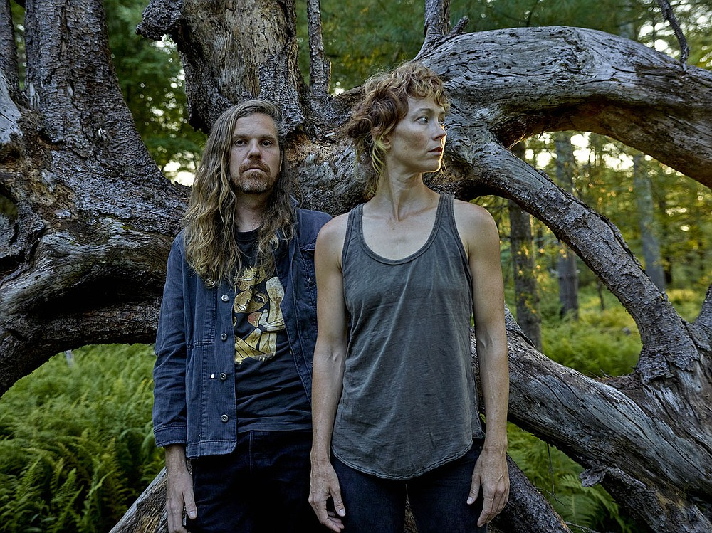 On the cover: Sky Creature from New York brings experiential resonance to Fayetteville with a performance at the Trillium Show on October 12 in the same community.  The duo describe themselves as