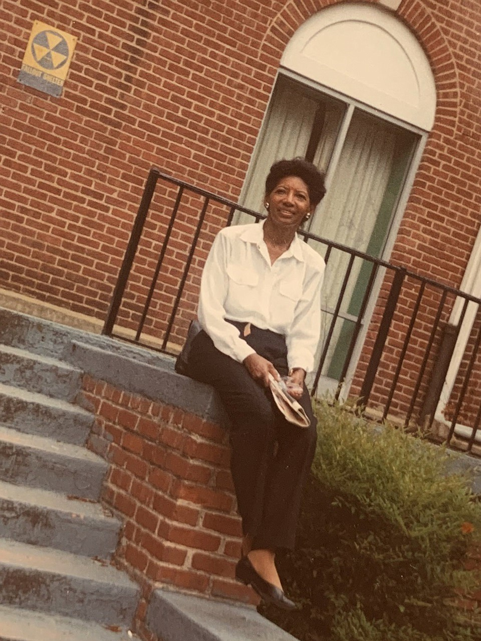 Dr. Shirley Finn (Photo courtesy of Suzy Irwin/TC)
